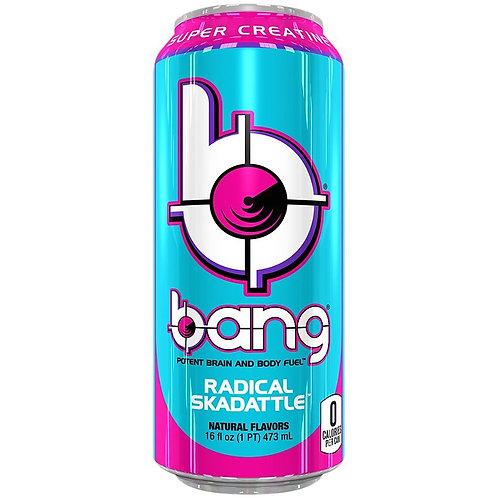 Bang radical skadattle