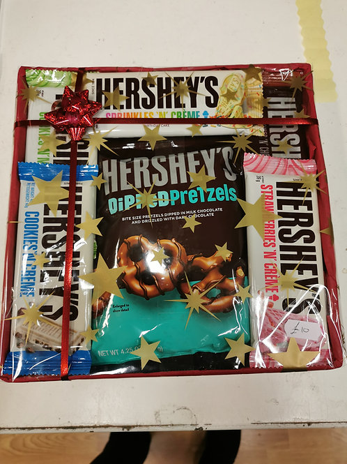 Hershey Chocolate Hamper £10