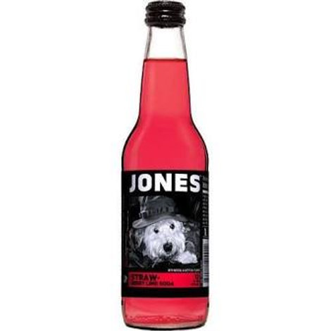 Jones Soda Strawberry Lime