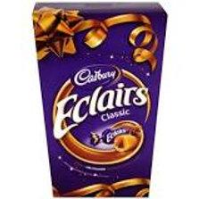 Cadbury's Eclairs Box