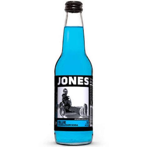Jones Soda Blue Bubblegum