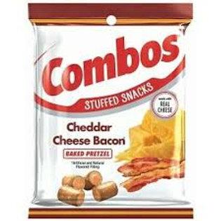 Combos cheese bacon pretzel 178g