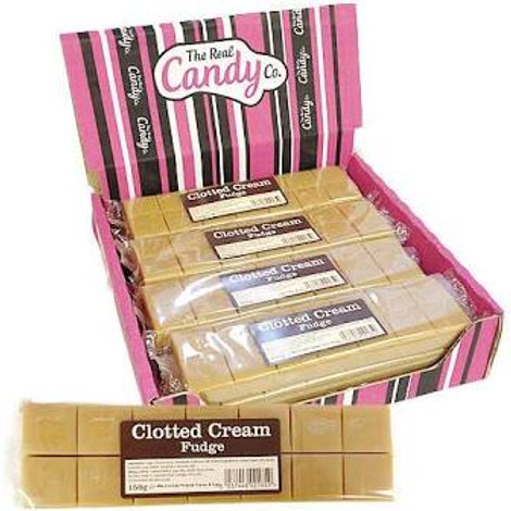 Clotted Cream Fudge Bar