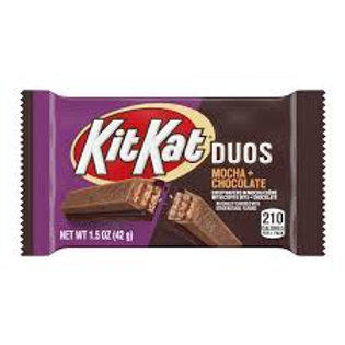 Kit Kat Duo Mocha/Chocolate
