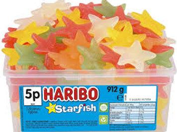 Haribo Star Fish Tub