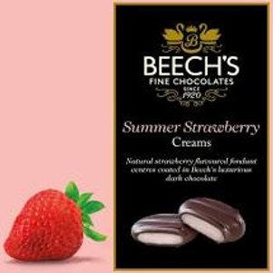 Beeches Strawberry Fondant
