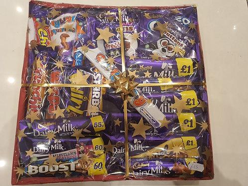 Cadburys Chocolate Hamper £15