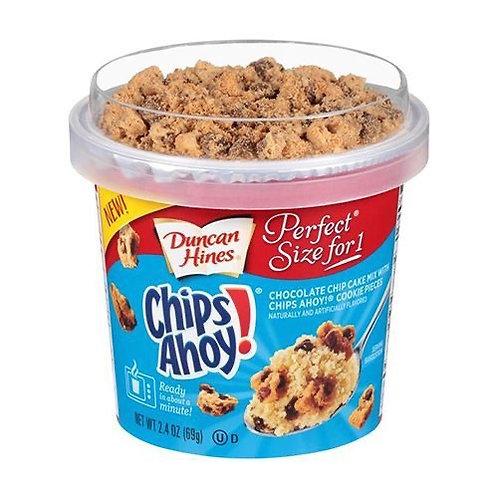 Chips ahoy cake mix