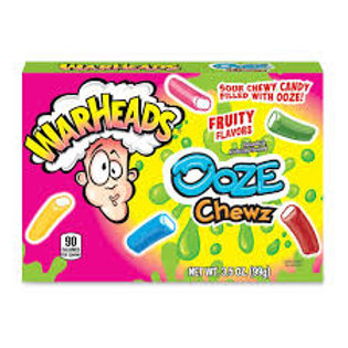 Warheads Ooooze Chews