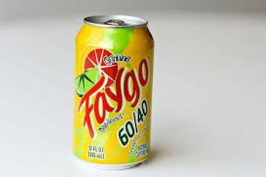 Faygo 60/40 Grapefruit and lime