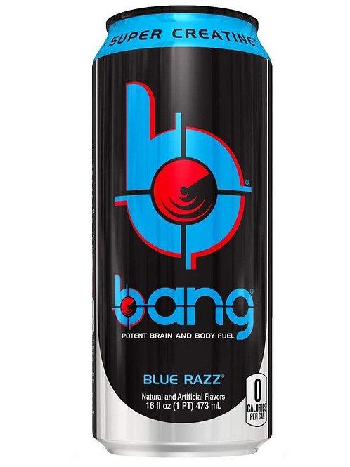 Bang blue razz