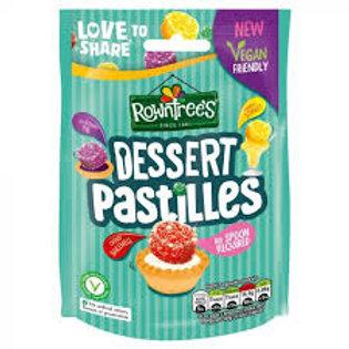 Fruit Pastels Dessert