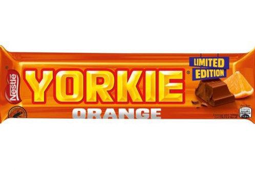 Yorkie orange
