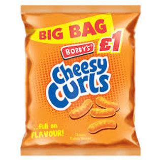 Cheesy Curls Big Bag