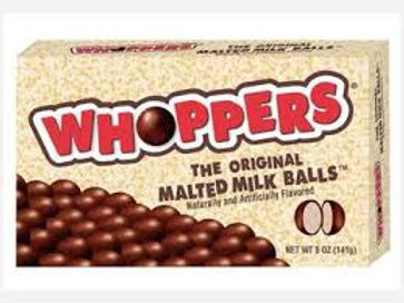 Whoppers Theatre Box
