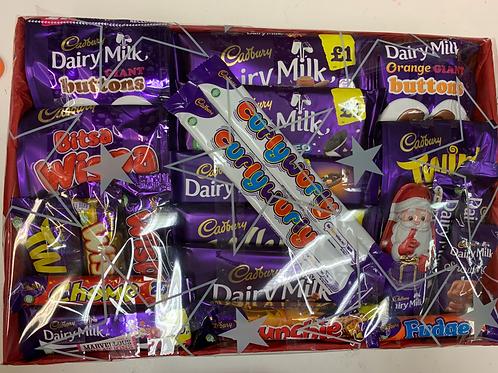 Cadburys Chocolate Hamper £20