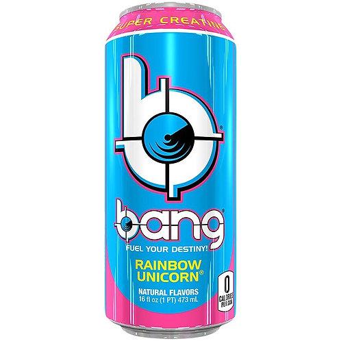 Bang rainbow unicorn