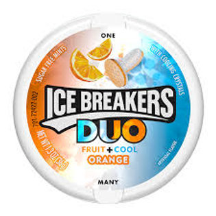 Icebreaker Duo Orange