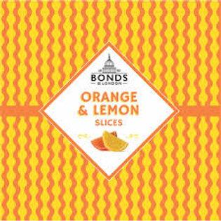 Bonds Orange and Lemon Slices