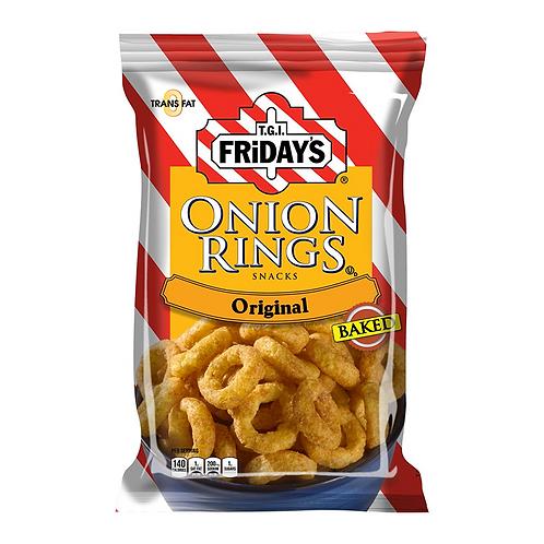 TGI FRIDAY onion rings