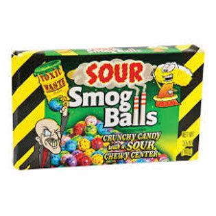 Smog Balls Toxic Waste Theatre Box