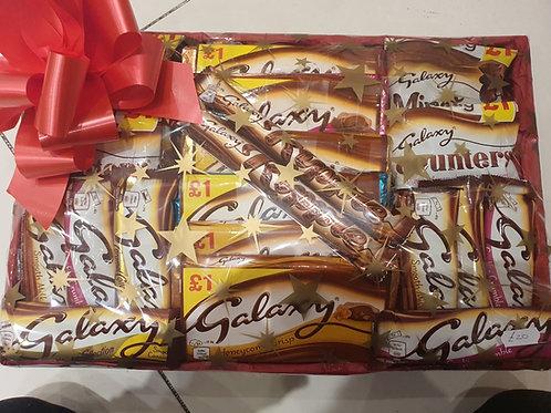 Galaxy Chocolate Hamper £20