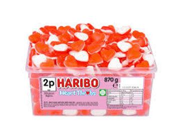 Haribo Heartthrobs Tub