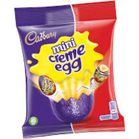 Cadburys Cream Eggs Mini