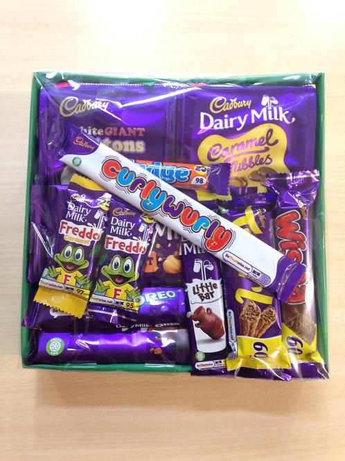 Cadbury Chocolate Hamper £10