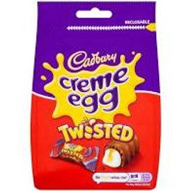 Cadburys Cream Egg Twisted