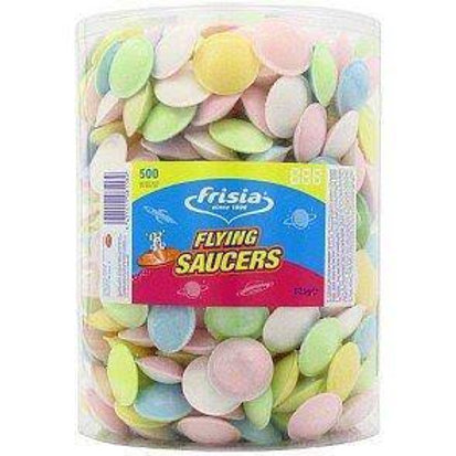 Flying Saucers large Tub