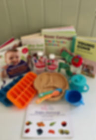 Baby Weaning Course in Surrey