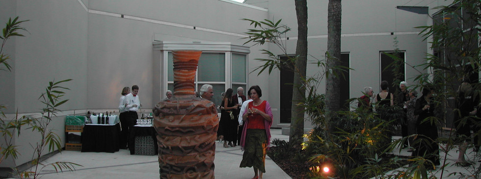 Mary Ann Harn Cofrin Pavilion