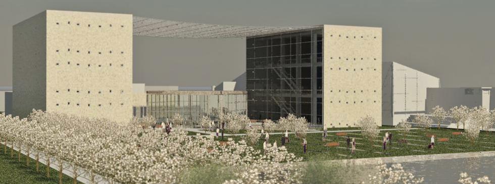 University of Florida Cultural Plaza