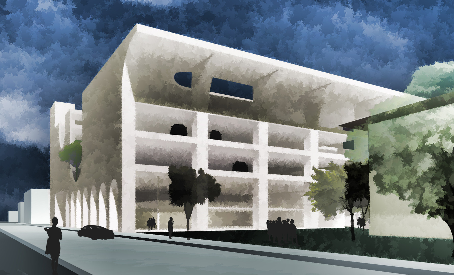 Winter Park Parking Studies