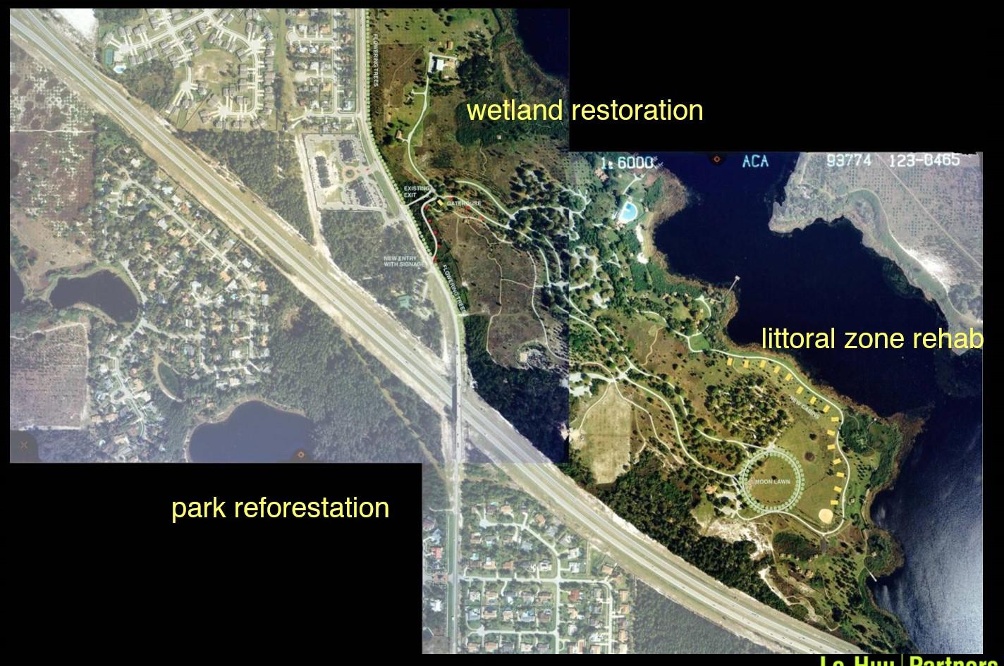 Vision Plan for Orlando Park Initiative