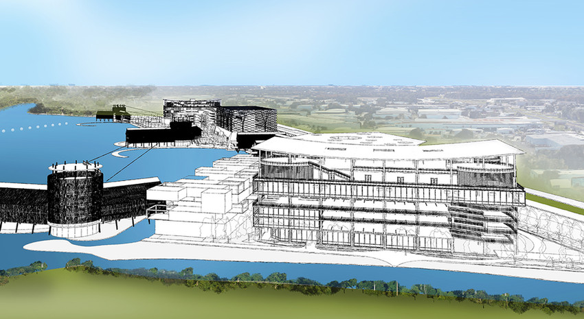 Lake Fairview Development