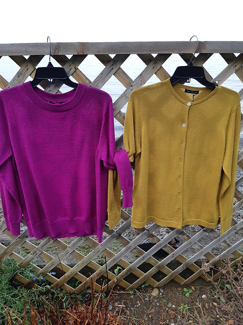 Two Danes      Pullover SOLD