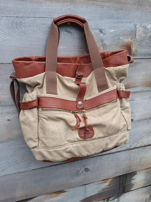 Canvas & Leather