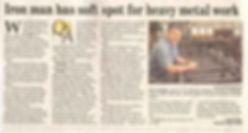 Wausau Daily Herald clip