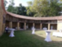Mariage au Château e Couloumé