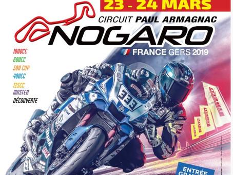 Circuit de Nogaro - Coupes de France Promosport le 23 & 24 Mars 2019