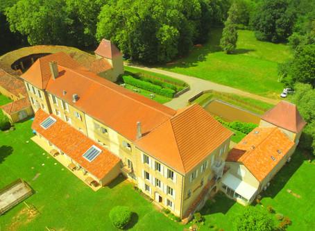 Nouvel An au Château de Couloumé !!!