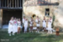 Mariage au Château de Couloumé