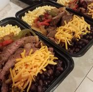 Meal Prep Southwest Steak Salad
