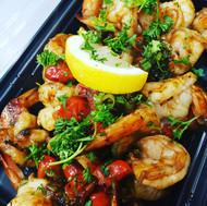 Jerk Jumbo Shrimp