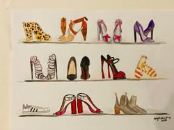 Shoe Study #1