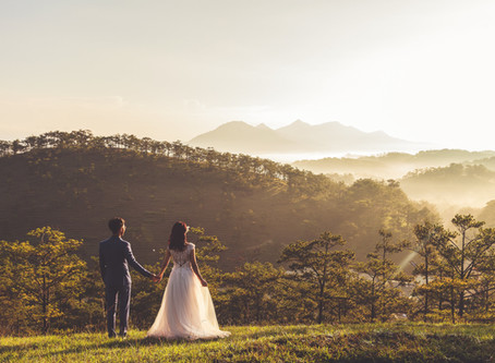 Honeymoon destination: pick the right one with these 5 tips!
