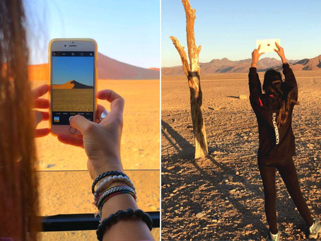 7 Photos from around the World by our Clients on Surprise Vacations!