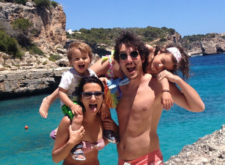 3 reasons why you should consider having a honeymoon with kids